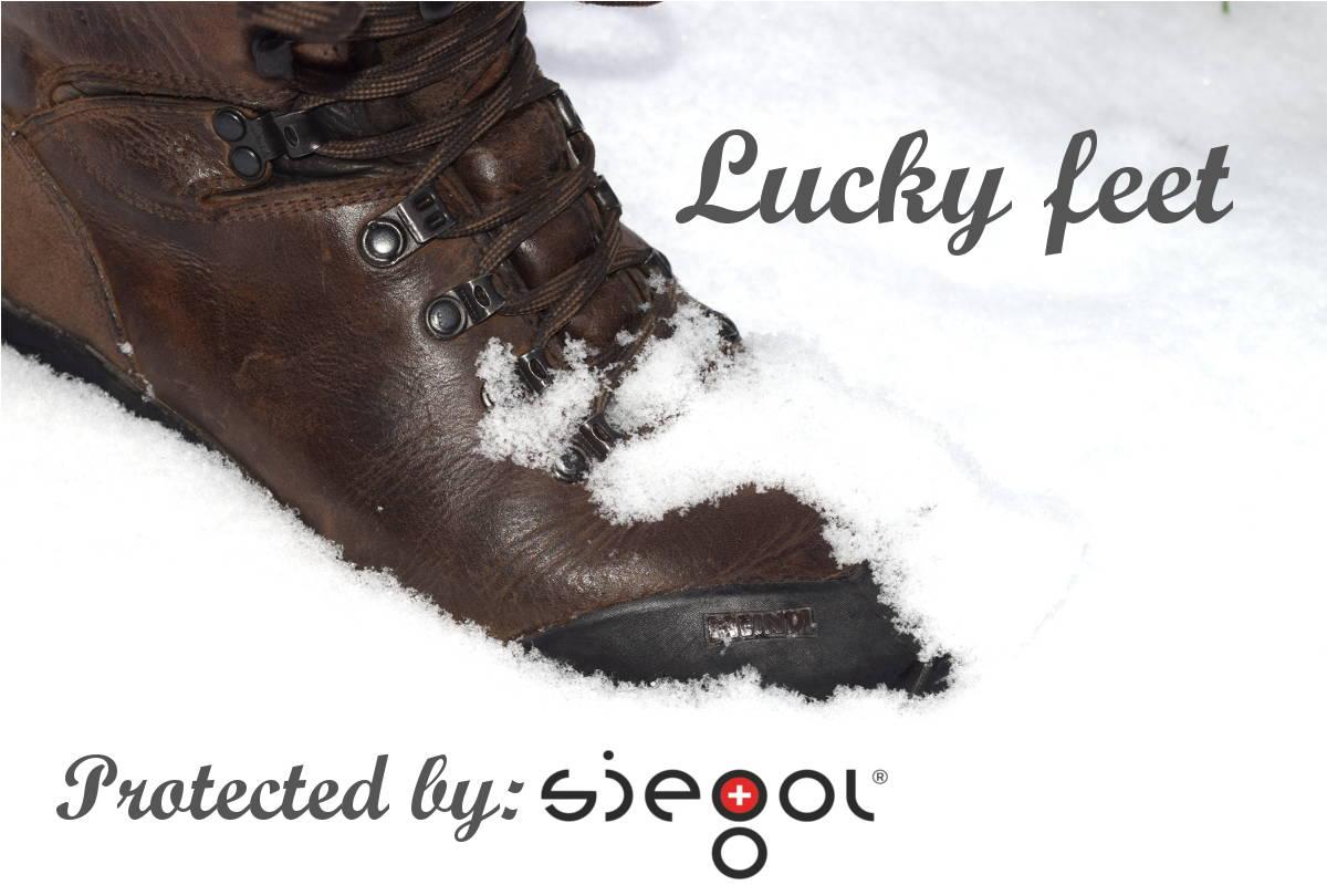 Bescherm uw schoenen voor de winter